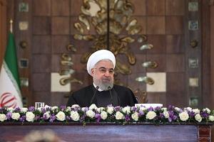 روحاني : الشهيد سليماني كان يسعى للاستقرار والهدوء في المنطقة