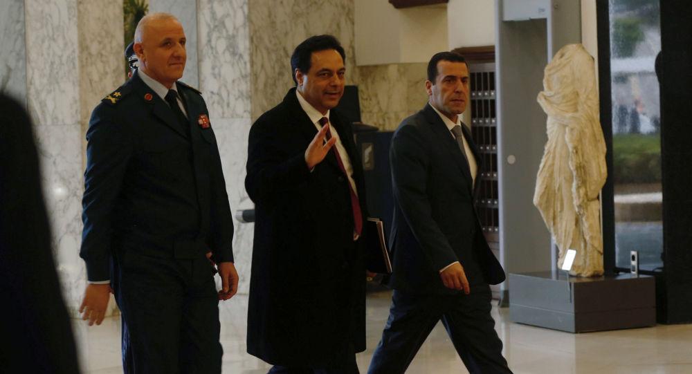 محلل سياسي: الحراك الشعبي لن يوقف منح الثقة للحكومة اللبنانية الجديدة