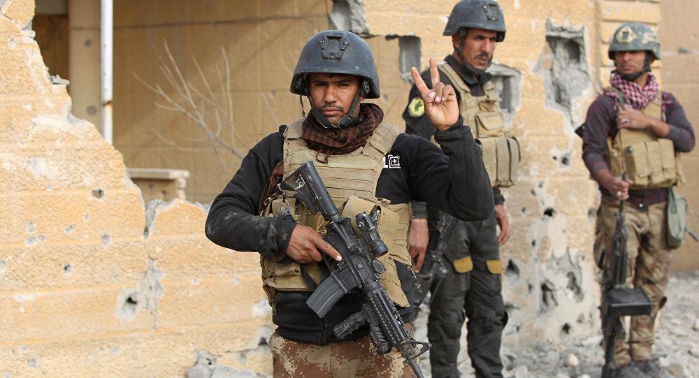 الجيش العراقي يطلق عملية عسكرية على الحدود مع سوريا والأردن