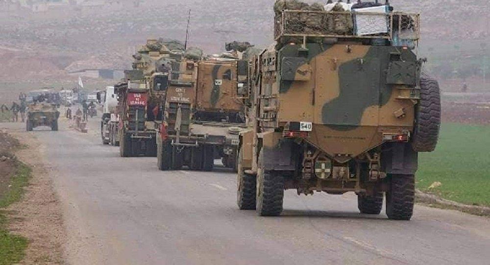 تركيا تنشر قواتها الخاصة في إدلب السورية
