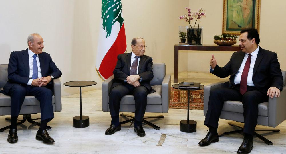 الحكومة اللبنانية تقرر الاستعانة بخبراء من صندوق النقد الدولي