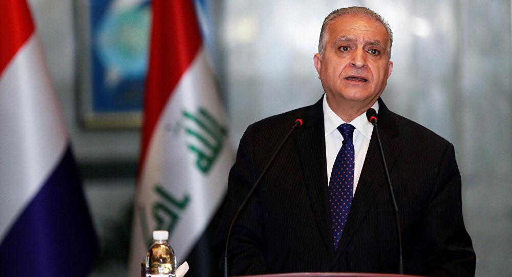 الحكيم يؤكد لنظيره العماني موقف العراق لحفظ أمن الملاحة بالخليج الفارسي