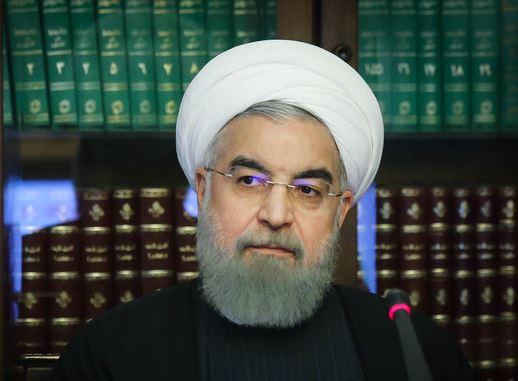 روحاني : من بركات الثورة الإسلامية إتاحة الفرصة لنشاط المرأة