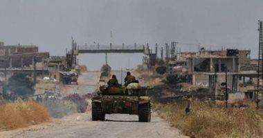 الجيش السورى يتصدى لـ5 طائرات مسيرة مفخخة بمحيط حمص
