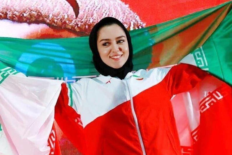العداءة الإيرانية