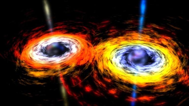 حركة غريبة في مركز مجرتنا