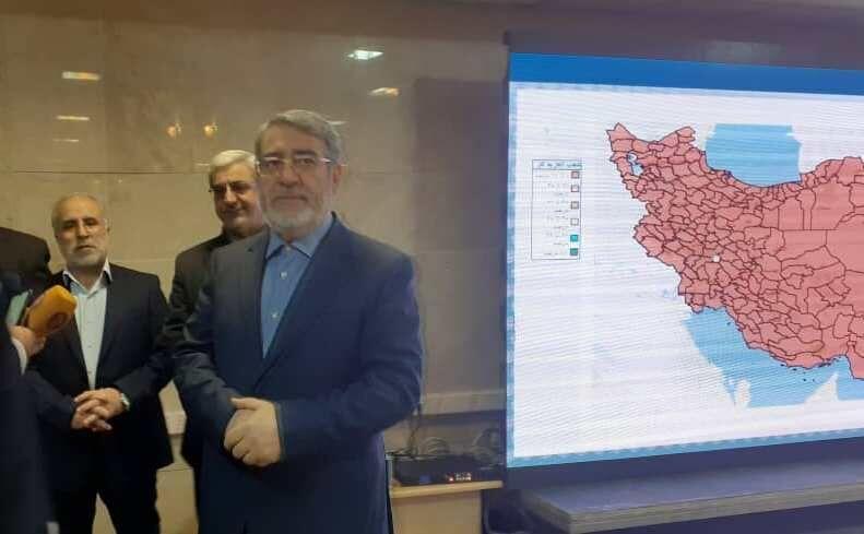 وزير الداخلية : الانتخابات تجري بكامل النزاهة والشفافية
