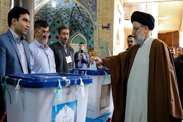 رئيس السلطة القضائية: الانتخابات افضل رمز للسيادة الشعبية الدينية ومرآة لأرادته