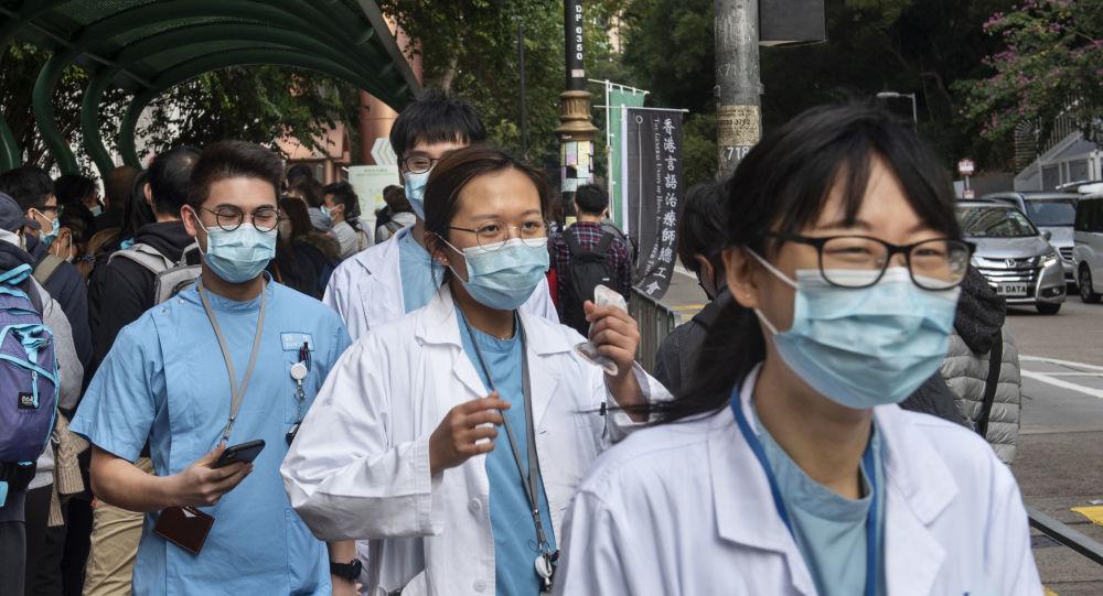 الصين: ارتفاع وفيات
