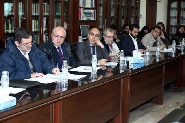 الخطوة الثانية للثورة الإسلامية في ندوة حوارية بحضور نخبة من الباحثين العرب والإيرانيين