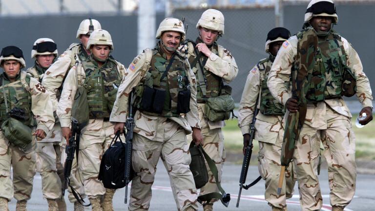 إصابة جندي أمريكي بفيروس