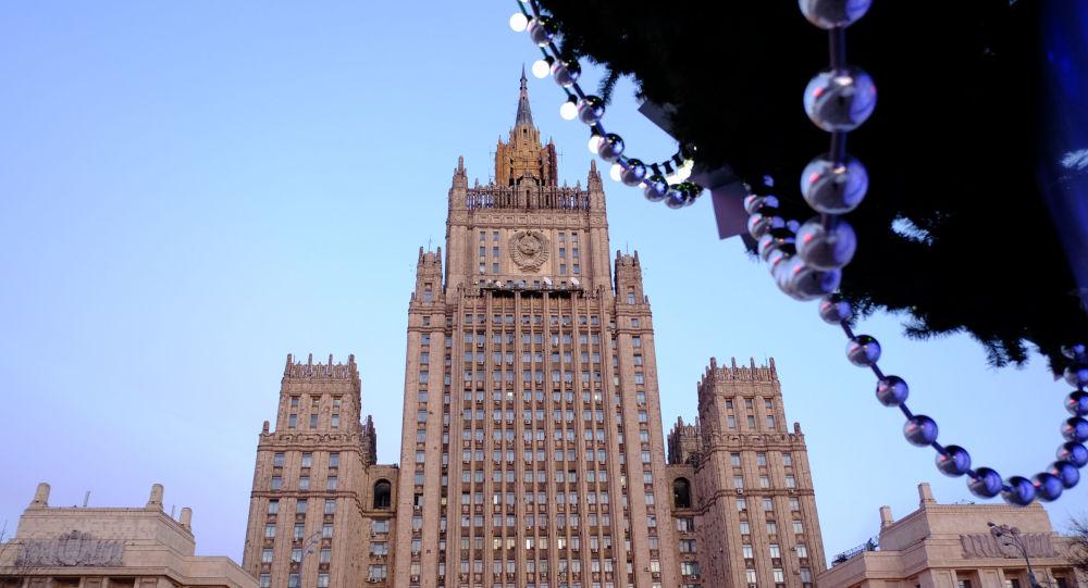 الخارجية الروسية: وصول نص مشروع اتفاقية وقف الأعمال القتالية الخاصة بليبيا إلى موسكو