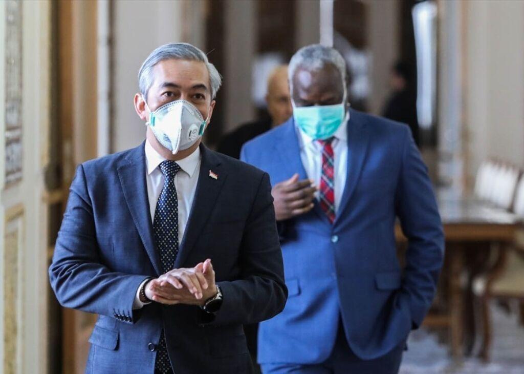 منظمة الصحة العالمية: ايران تمتلك الطاقات اللازمة لاحتواء فيروس كورونا