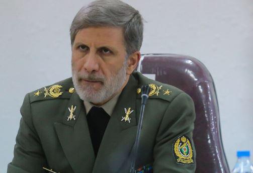 وزير الدفاع الايراني: قواتنا المسلحة تمتلك طاقات جيدة لمواجهة فيروس كورونا