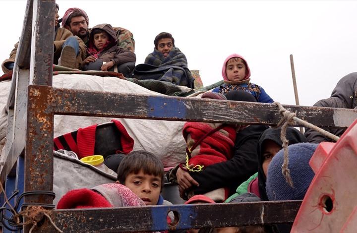 حشود ضخمة من اللاجئين تتدفق إلى أوروبا عبر تركيا