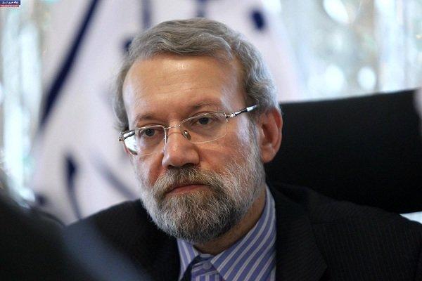 لاریجاني: الجمهورية الإسلامية وقفت في وجه صفقة القرن