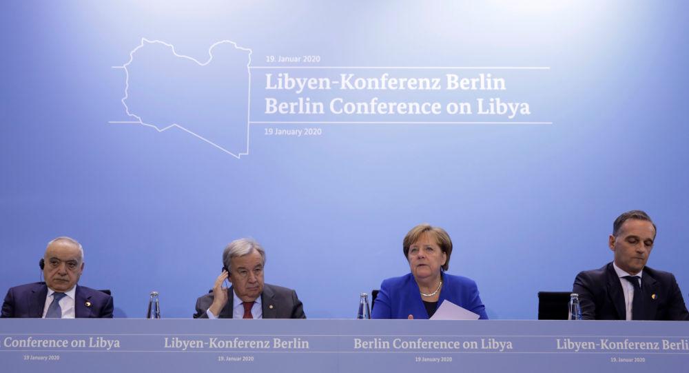 ماس: وزراء خارجية مؤتمر برلين حول ليبيا يجتمعون منتصف مارس