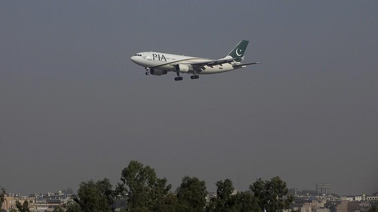 باكستان تستأنف حركة الطيران مع الصين
