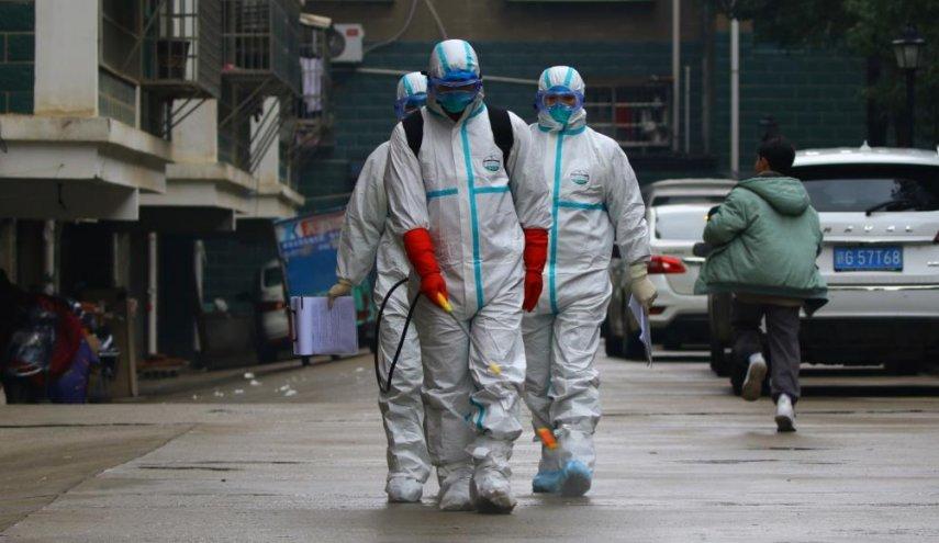 مستشفى أقامته الصين في ثمانية أيام يستقبل المصابين بفيروس كورونا