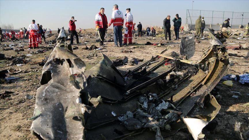 منظمة الطيران المدني الايرانية تصدر بيانا حول التسجيل الصوتي بشان حادث الطائرة الاوكرانية
