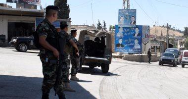 الجيش اللبنانى يلقى القبض على 4 إرهابيين من تنظيم