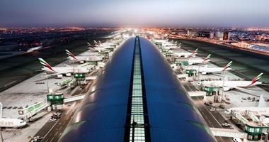مطار دبى يشهد أول تراجع سنوى فى حركة المسافرين بـ2019