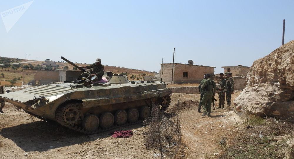 الجيش السوري يطهر