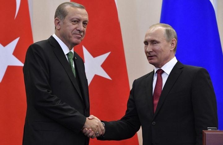تفاصيل اتصال ساخن بين أردوغان وبوتين حول إدلب.. هذا أبرزه