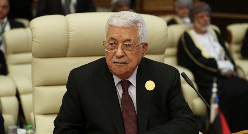 أبو مازن يناقش مع الرئيس التونسي الخطة العربية تجاه التحرك في مجلس الأمن