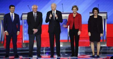 الجارديان: مناظرة مرشحى الحزب الديمقراطى هيمن عليها الخلاف بين بوتيج وساندرز