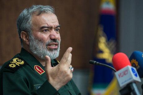 الحرس الثوري: امریكا لم تنتصر ابدا امام ايران وجبهة المقاومة