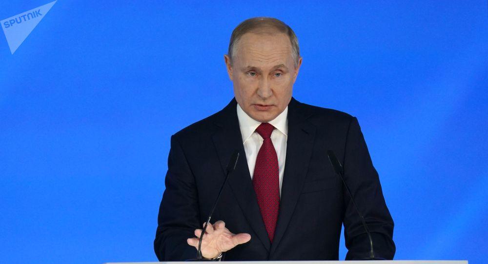 بوتين: روسيا تستطيع الحفاظ على الاستقرار في حال تدهور الاقتصاد العالمي