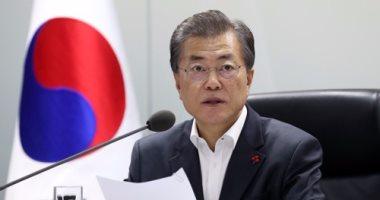 رئيس كوريا الجنوبية: التعاون الطبى مع بيونج يانج وطوكيو مهم لمكافحة كورونا