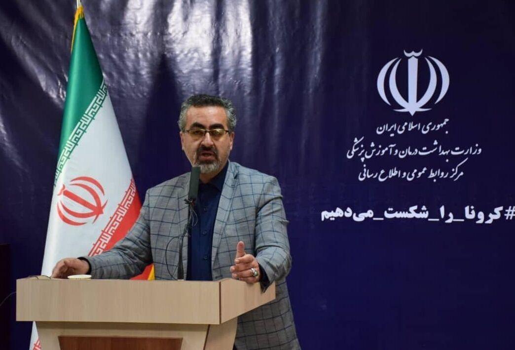 الصحة الايرانية تنفي ما نقل عن الوزير حول وجود اختلاف في فيروس كورونا بين ايران ووهان