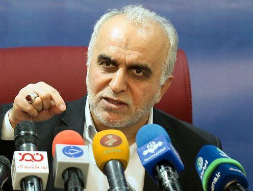 وزير الاقتصاد الايراني: نطاق تذبذب البورصة سيبقى عند 5 بالمائة