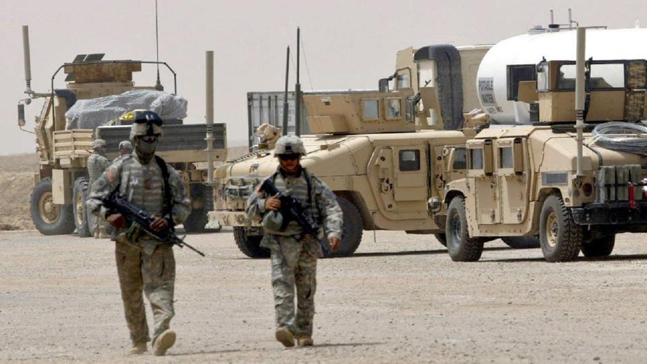 إعلام: سقوط صواريخ داخل قاعدة التاجي العسكرية بالعراق