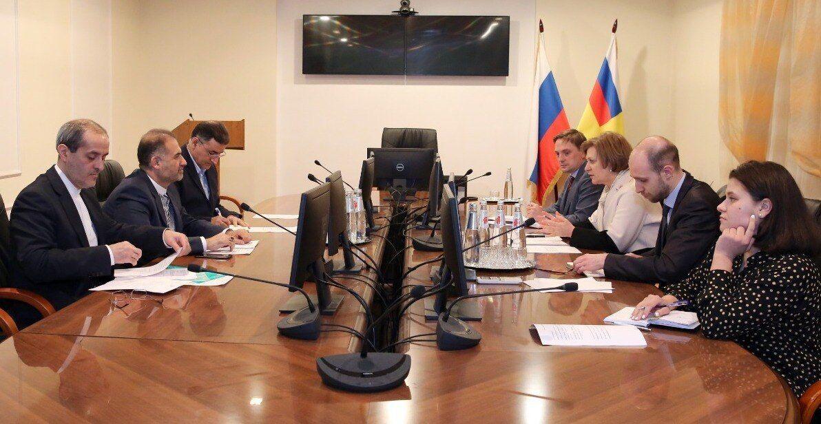 روسيا تعلن استعدادها لتوفير حاجات ايران الطبية لمكافحة فيروس كورونا