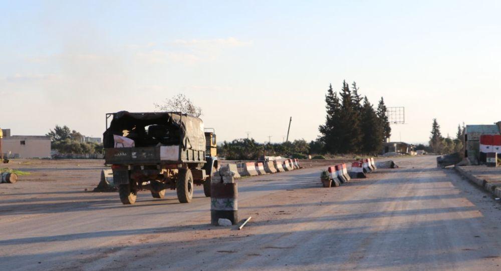 الجيش السوري ينتزع بلدتين جديدتين من مسلحي