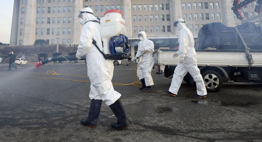 المصابون بكورونا في كوريا الجنوبية يتجاوز عددهم 5 آلاف حالة
