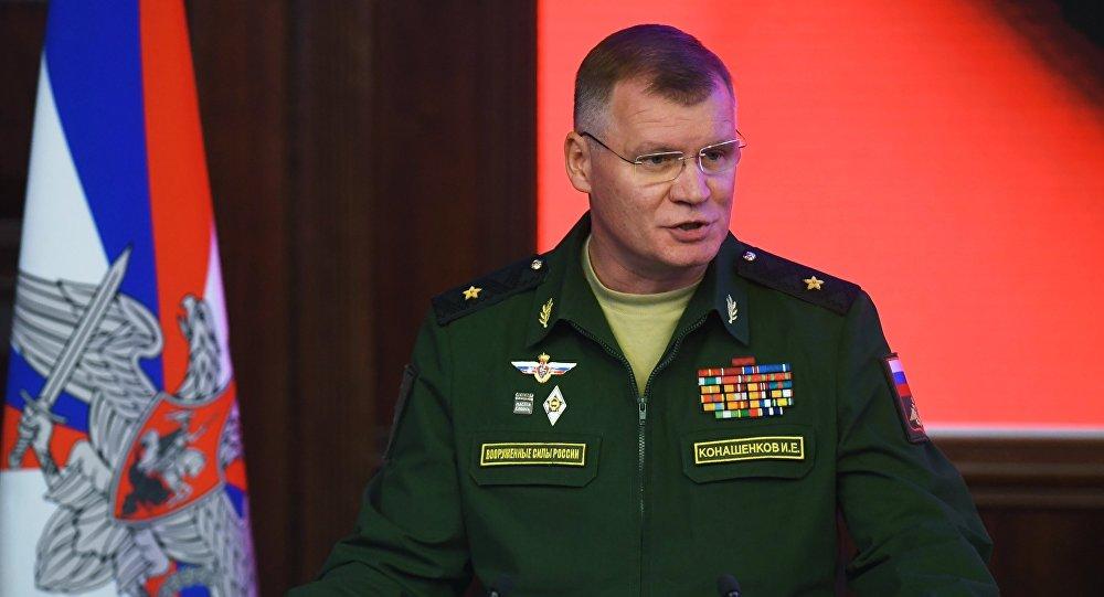 الدفاع الروسية: تركيا تنتهك القانون الدولي بزيادة عدد القوات في منطقة إدلب