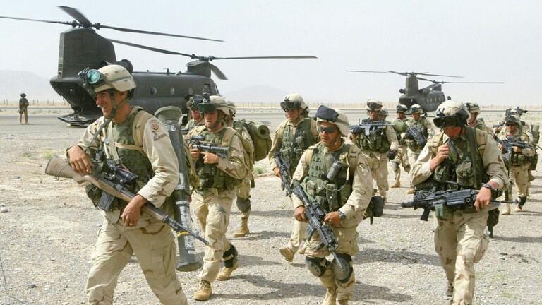 الجيش الأمريكي يعلن تنفيذ ضربة ضد