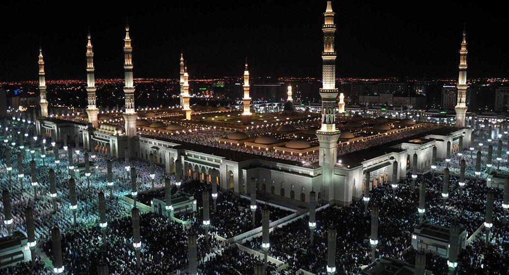 تكثيف الإجراءات الاحترازية في المسجد النبوي