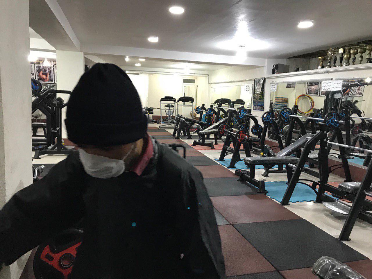 إيقاف جميع الأنشطة الرياضية في البلاد لفترة اسبوعين بسبب كورونا