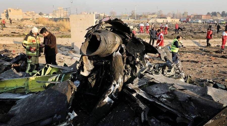 خبير كندي ينضم لفريق التحقيق في حادث سقوط الطائرة الاوكرانية