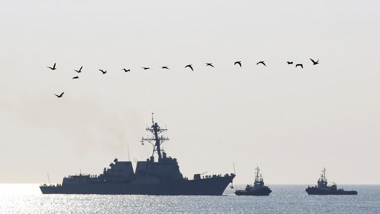 الحجر على الأسطول الأمريكي السادس صحيا خوفا من