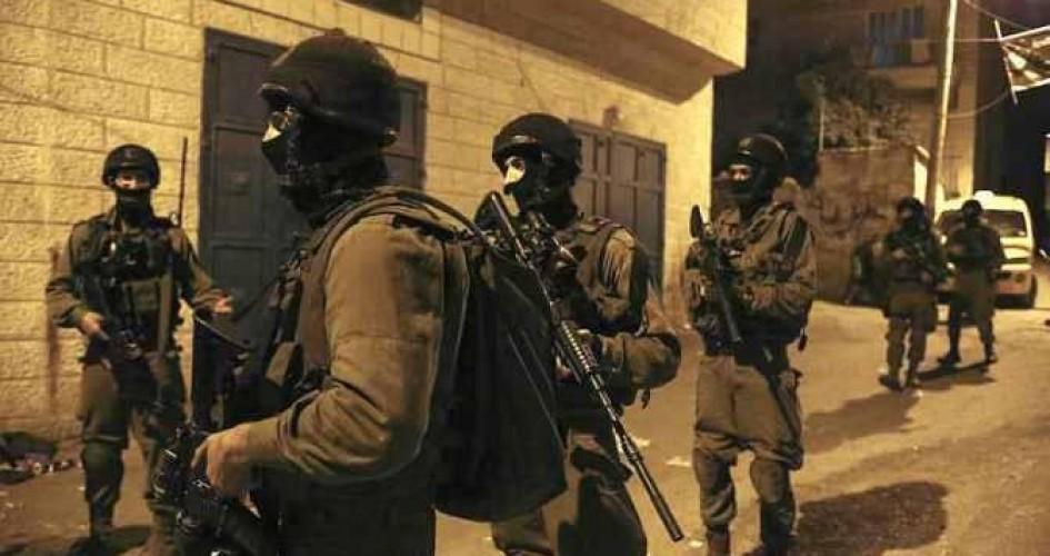مداهمات واعتقالات تطال عدداً من المواطنين بالضفة
