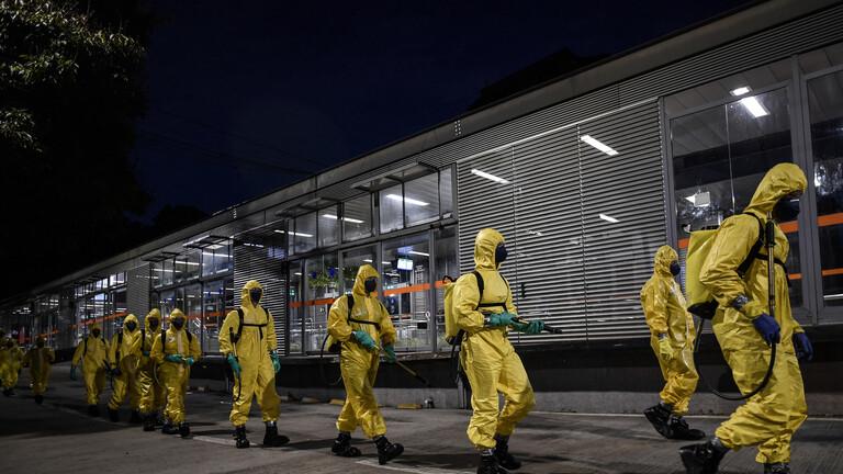 البرازيل.. كورونا يحصد 1057 شخصا والإصابات 19638