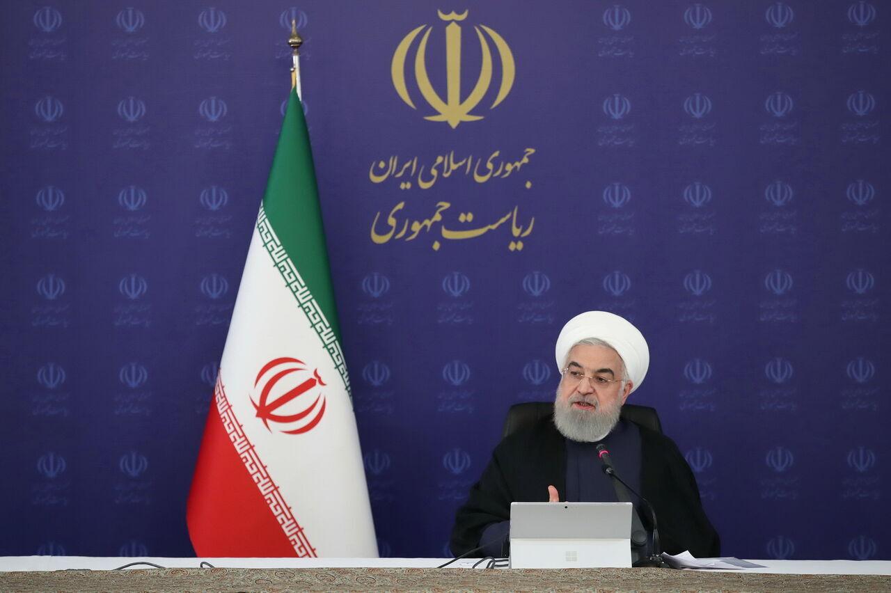 روحاني : مشروع التباعد الاجتماعي الذكي سيطبق بالتدريج
