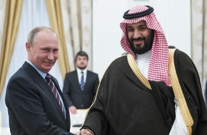 بوتين وابن سلمان يبحثان هاتفيا استقرار أسواق النفط