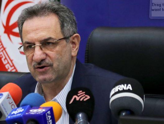 محافظ طهران يؤكد على دعم المراكز الاقتصادية المتضررة بسبب كورونا